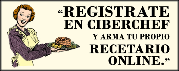 registrate en ciberchef.com